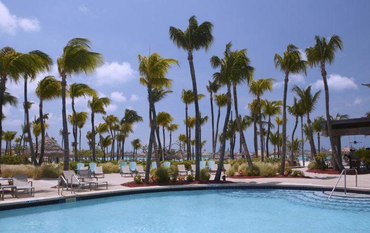 Vakantie Aruba