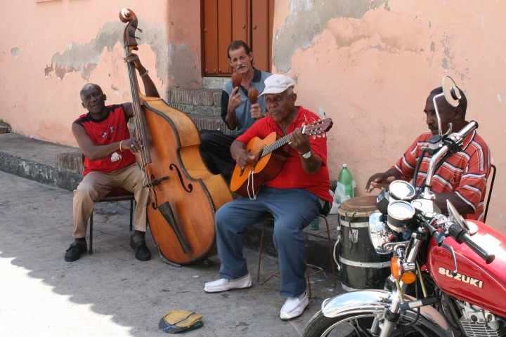 Vakantie Cuba