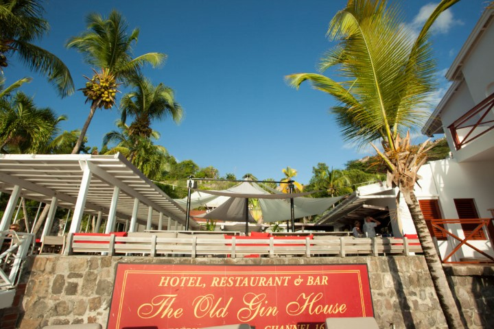 The Old Gin House