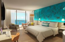 Marriot Curacau - Guest Room Sea View