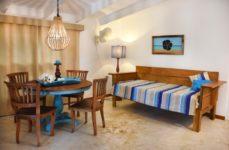 Sorobon One Bedroom Chalet living room (Small)
