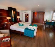 Aanbieding luxe hotel suite
