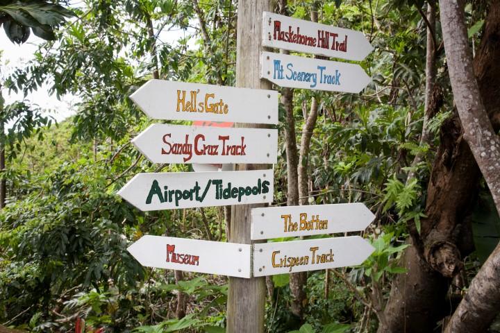 Vakantie Saba