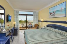 Sol palmeras - standard room