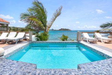 Villa Dawn Beach