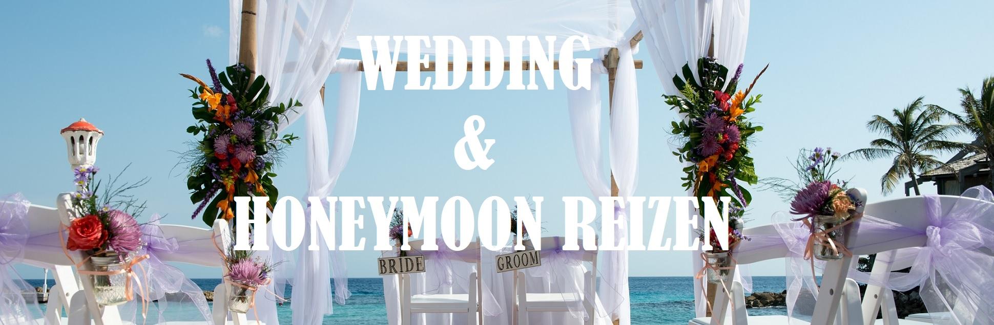 Wedding en Honeymoon reizen