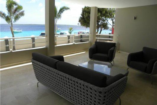 Seaside apartments