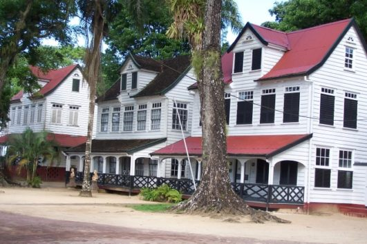 1-daagse tours Suriname