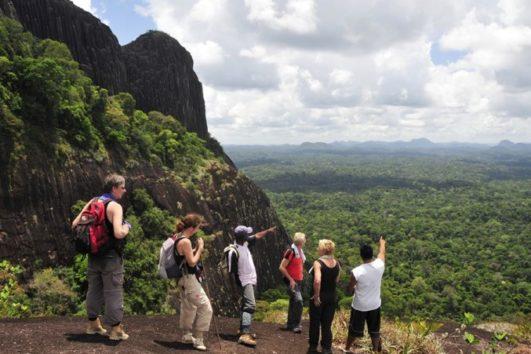 5-daagse tours Suriname