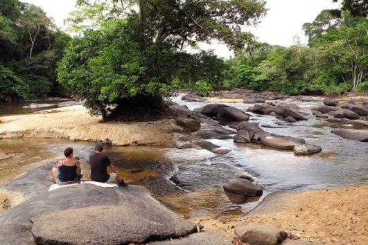 4-daagse tours Suriname