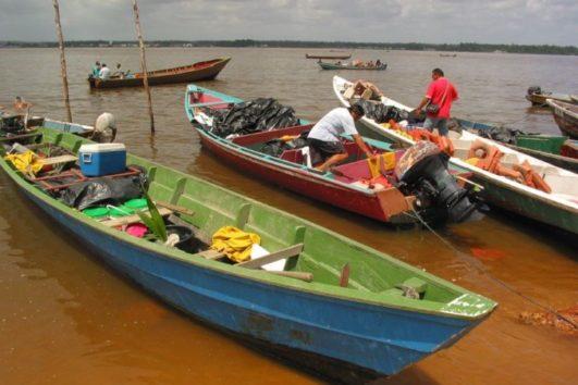 2-daagse tours Suriname