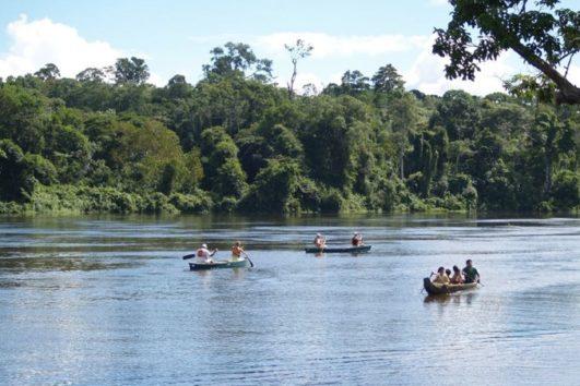 12-daagse tours Suriname