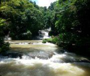 YS watervallen