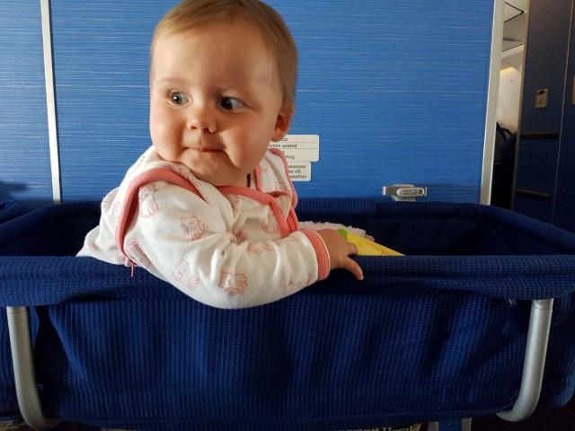 Reizen met een baby