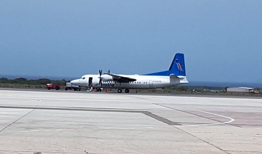 Vliegen met Insel Air