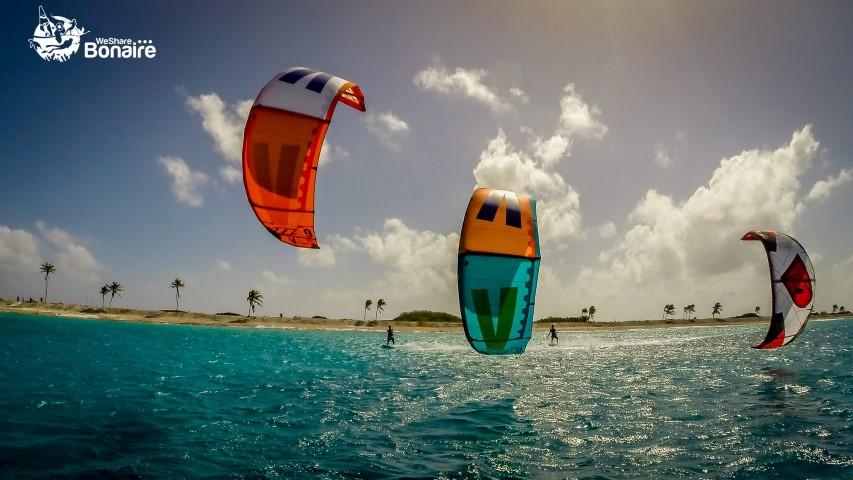 Maak kennis met kitesurfen