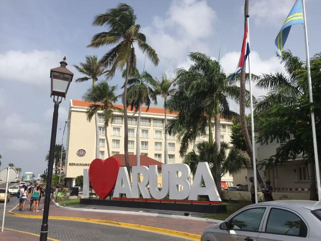 Hotels bezoeken op Aruba