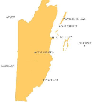 Beleef Belize Onderwater