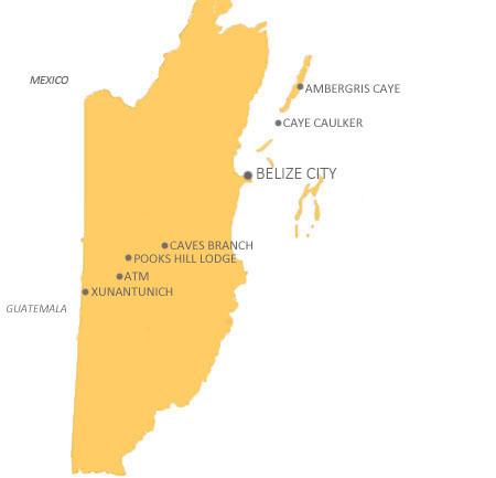 Actieve Rondres Belize