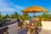 Caribbean Beach Cabana