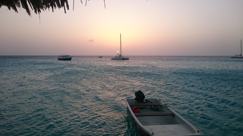 barretjes op Aruba