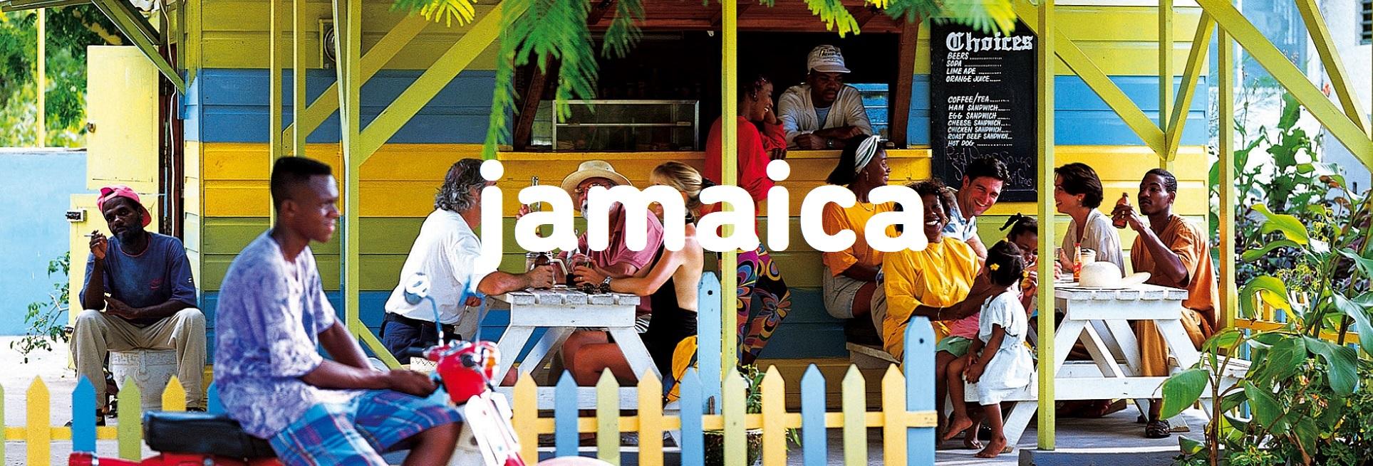 Rondreizen Jamaica