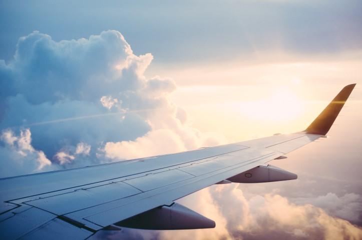vliegen met TUI fly of KLM